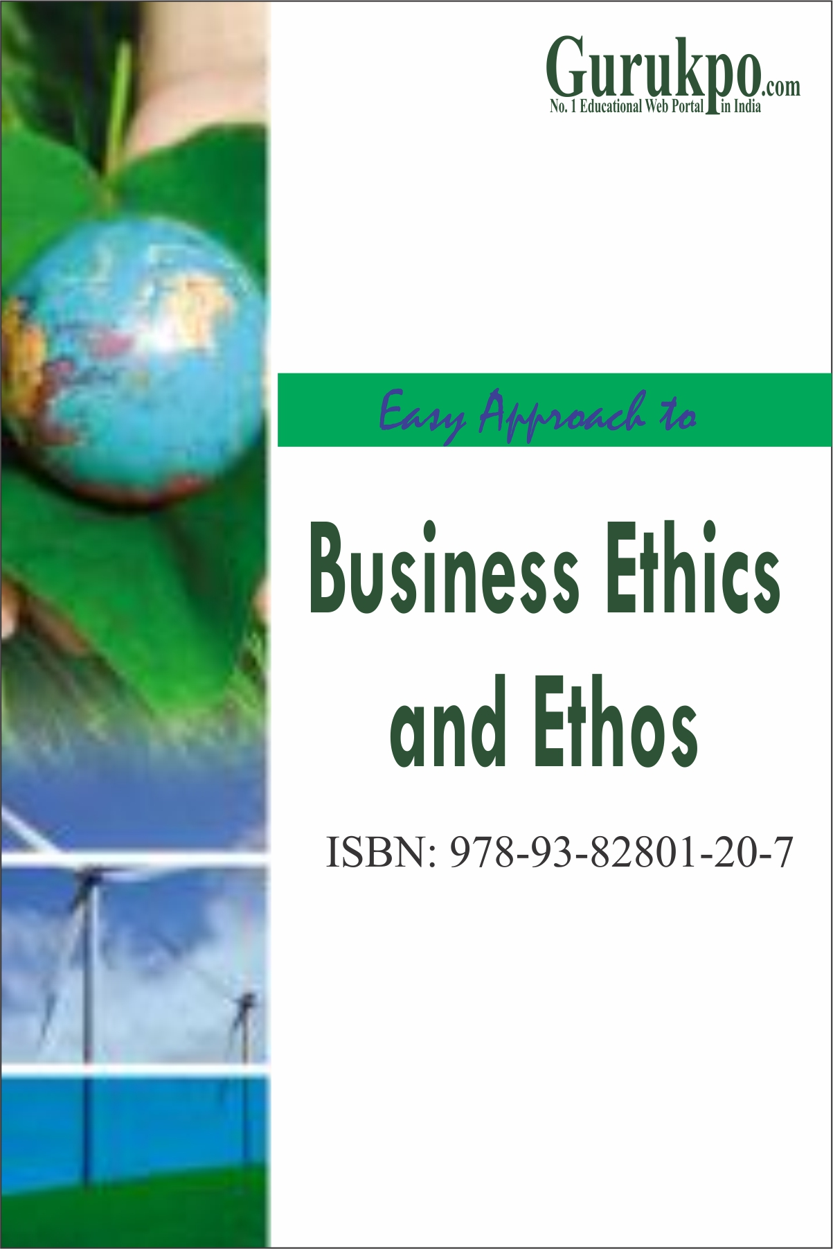 Business Ethics and Ethos | Free Study Notes for MBA MCA BBA