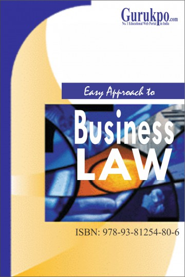 Business Law | Free Study Notes for MBA MCA BBA BCA BA BSc