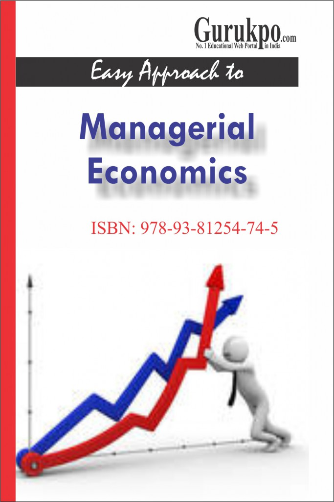 Managerial Economics | Free Study Notes for MBA MCA BBA BCA