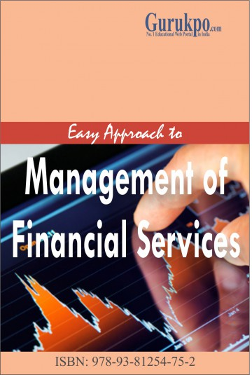 Management of Financial Services   Free Study Notes for MBA