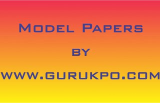 B Com(Hons) (Model Paper) Archives | Free Study Notes for MBA MCA